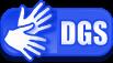 Symbol für Deutsche Gebärdensprache